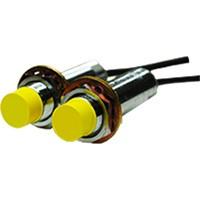 Индуктивные датчики IMPULS в цилиндричесокм корпусе с повышенным расстоянием срабатывания типа LM18L