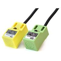 Индуктивные датчики IMPULS в прямоугольном корпусе типа LMF1