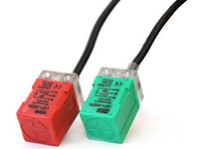 Индуктивные датчики IMPULS в прямоугольном корпусе типа LMF4