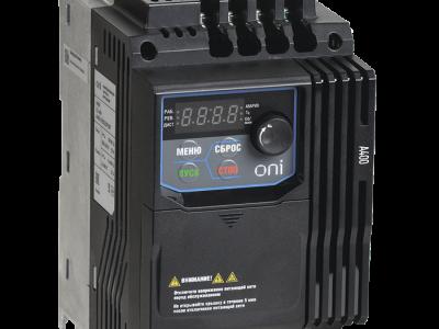 Преобразователи частоты ONI A400  220В