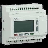 Логическое реле PLR-S. CPU1004(R) 220В AC с экраном ONI