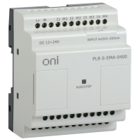 Логическое реле PLR-S. 4AI серии ONI