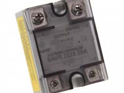 Однофазные твердотельные реле SAVР-22 И SAVР-38 (Фазовое управление)