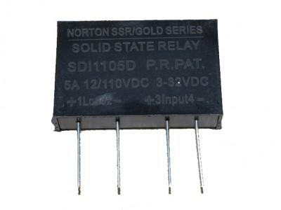 Твердотельные реле SAI / SDI (PCB тип)
