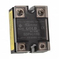 Однофазные твердотельные реле SDP-40 и SDP-60 (коммутация цепей постоянного тока)