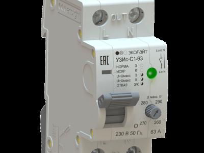 Устройство защиты от искрения EcoEnergy УЗИс-С1