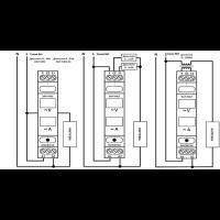 Вольтметр/Амперметр ВАР-М02-63