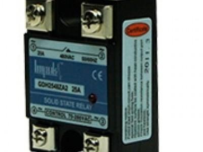 Однофазные твердотельные реле IMPULS серии GDH (коммутация при переходе тока через ноль)