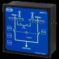 Модуль управления автоматического ввода резерва МАВР-3-1