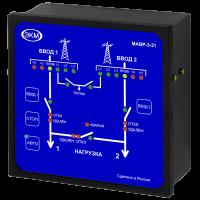 Модуль управления автоматического ввода резерва МАВР-3-21