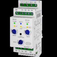 Модуль управления автоматическим вводом резерва МУАВР-1