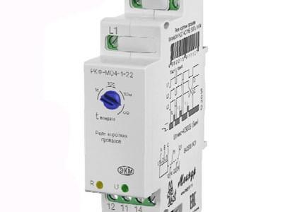 Реле контроля 3-х фазного напряжения типа РКФ-М04-1-22