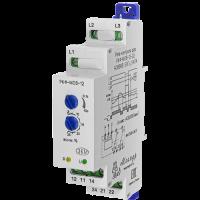 Реле контроля 3-х фазного напряжения типа РКФ-М06-12-22