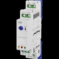 Реле контроля 3-х фазного напряжения типа РКФ-М08-2-15