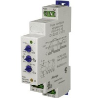 Реле контроля однофазного постоянного напряжения типа РКН-1-1-15