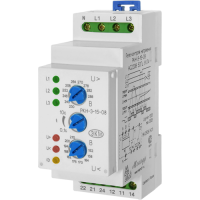 Реле контроля трехфазного напряжения РКН-3-15-08
