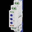 Реле контроля трехфазного фазного напряжения типа РКН-3-15-15