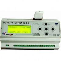 Регистратор электрических процессов цифровой РПМ-16-4-3