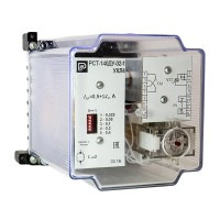Реле максимального тока типа РСТ-140