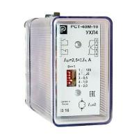 Реле максимального тока типа РСТ-40М