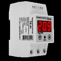 Терморегулятор ТК-4т одноканальный (теплый пол)